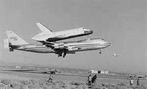 Space shuttle Enterprise soars over New York in her final ...