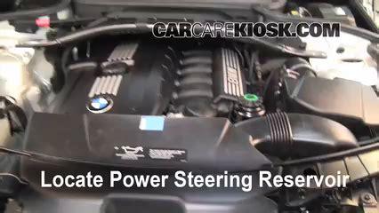 power steering leak fix   bmw   bmw