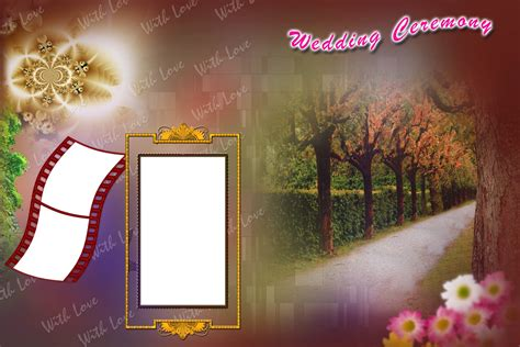 wedding album design psd background images