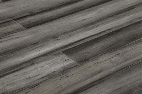 FREE Samples: Yanchi Bamboo Flooring   Handscraped Strand
