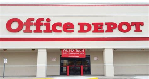 bureau depot office depot 322 dallas tx 75206