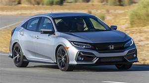 2020 Honda Civic Hatchback Is Now Available With 6