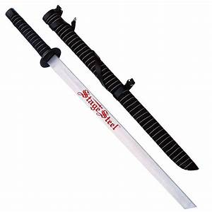 Stage Steel Ninja Sword With Scabbard