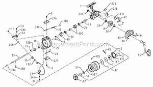 Penn 360 Parts List And Diagram   Ereplacementparts Com