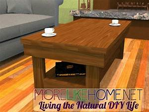linked with this pin and found 31 furniture projects made With 2x4 coffee table plans