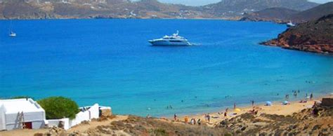 Discover The Top 3 Beaches For Relaxation In Mykonos
