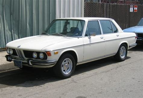 Injected 5-speed 1972 Bmw Bavaria