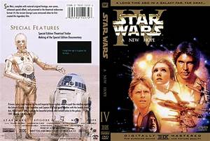 Star Wars DVD Covers