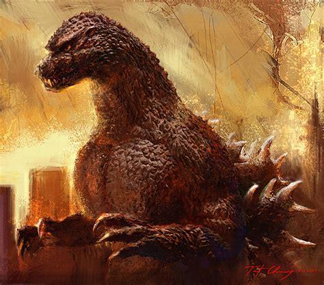 Godzilla 1991 By Cheungchungtat On Deviantart