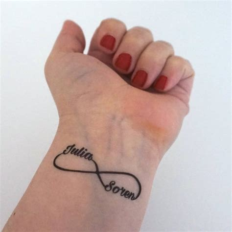 infinity tattoo wedding tattoo couple tattoo  tattoo