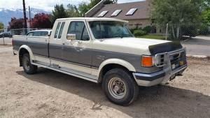 1989 89 Ford F250 F
