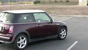 My 2003 Mini Cooper