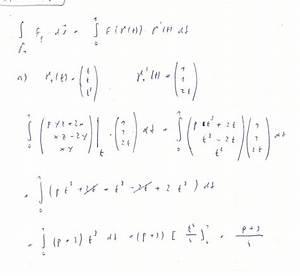 Fehler Des Mittelwertes Berechnen : kurvenintegral kurvenintegrale in abh ngigkeit von p berechnen mathelounge ~ Themetempest.com Abrechnung