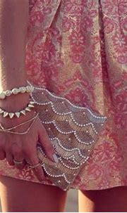 Pink, pearls, polka dots and sparkles   Fashion, Pretty ...
