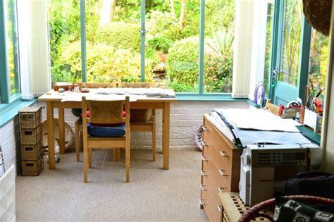 veranda bureau la déco véranda 88 idées à couper le souffle