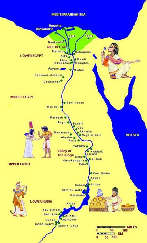 extent   empire ancient egypt