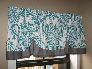 Trend Turquoise Kitchen Curtains : Very Fashionable