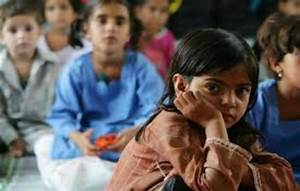 Roughly half of Pakistani Christian school children have ...