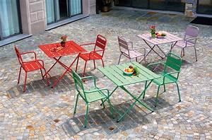 Tavoli da giardino in ferro on line ~ Mobilia la tua casa