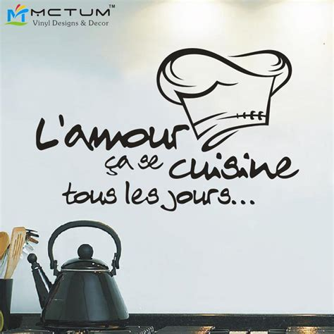 pvc mural cuisine reomvable cuisine stickers vinyl wall stickers