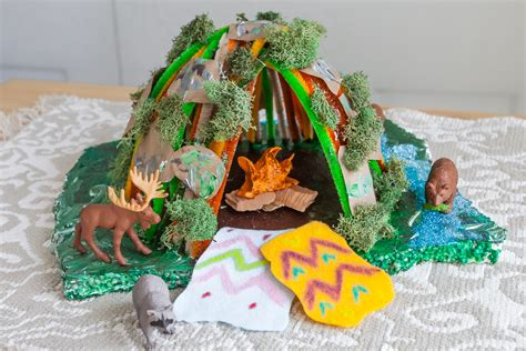 How To Build Wigwams For A School Project Synonym
