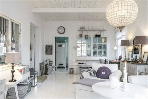 chic home interiors beautiful shabby chic style rustic residence in new york decor advisor