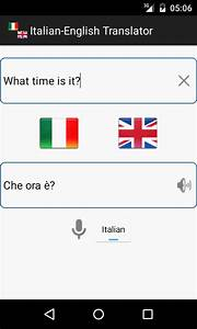 italian english translator android apps on google play With english to italian document translation