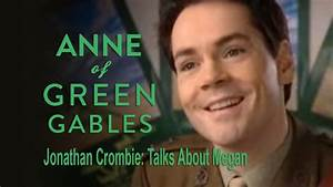 Jonathan Crombie: Crombie Talks About Megan - YouTube