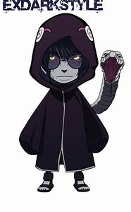 Kabuto Chibi by exdarkstyle on DeviantArt