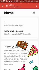 Rechnung Von Klarna : frage zu klarna rechnung geld online shop wish ~ Haus.voiturepedia.club Haus und Dekorationen