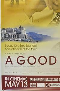 A Good Woman (British 4 Sheet Poster) - Original Cinema ...