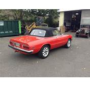Sell Used 1976 Alfa Romeo Spider 2000 Immaculate Low