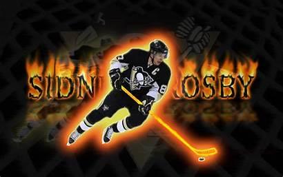 Penguins Pittsburgh Crosby Sidney Hockey Wallpapers Screensavers