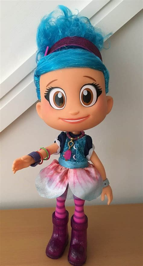 luna petunia doll review rachel bustin
