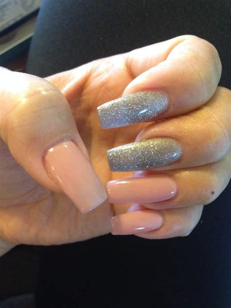 This means matte black coffin nails. Coffin shalac nails - New Expression Nails