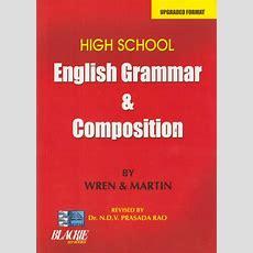 High School English Grammar And Composition Cyberxor
