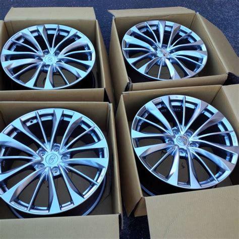 buy  infiniti  gs     rims wheels