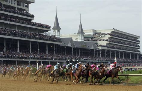 Churchill Downs Buys Presque Isle Downs, Eyes Pa Online Casino