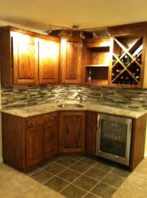 Wet Bars In Basements by Wet Bar Finish Pa Superior Contractors