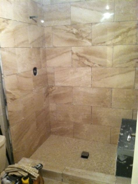 daino reale shower traditional san diego by torey
