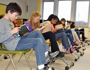 Pedaling through paragraphs: Sembach fifth-graders begin ...