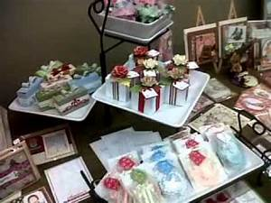 CRAFT FAIR showing of my table set up
