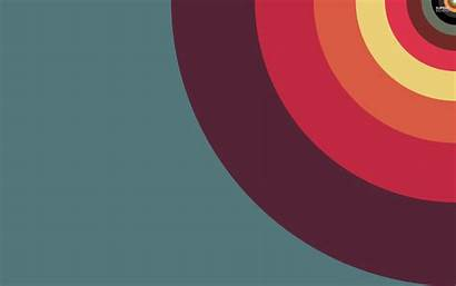 Pastel Desktop Colors Wallpapers Rings Vector Background