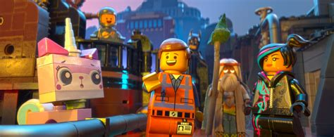 The Lego Movie 2014 Visual Parables