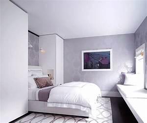 Tableau Pour Chambre Adulte : chambre adulte blanche 80 id es pour votre am nagement ~ Melissatoandfro.com Idées de Décoration