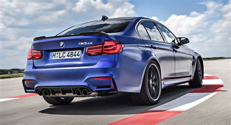 Bmw M3 Cs Launched As The Swansong Of The F80 M3 [93 Pics