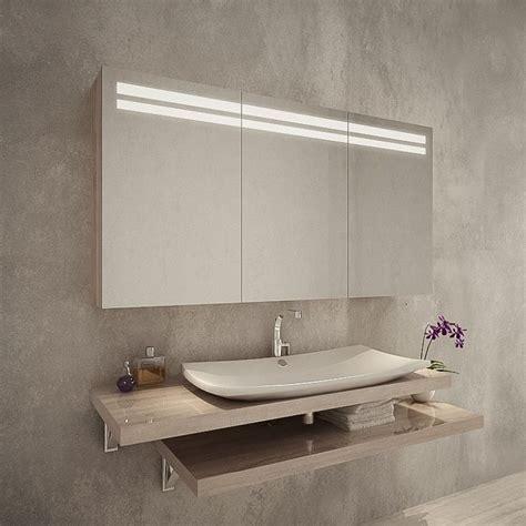 atlanta badspiegelschrank mit beleuchtung kaufen spiegel21