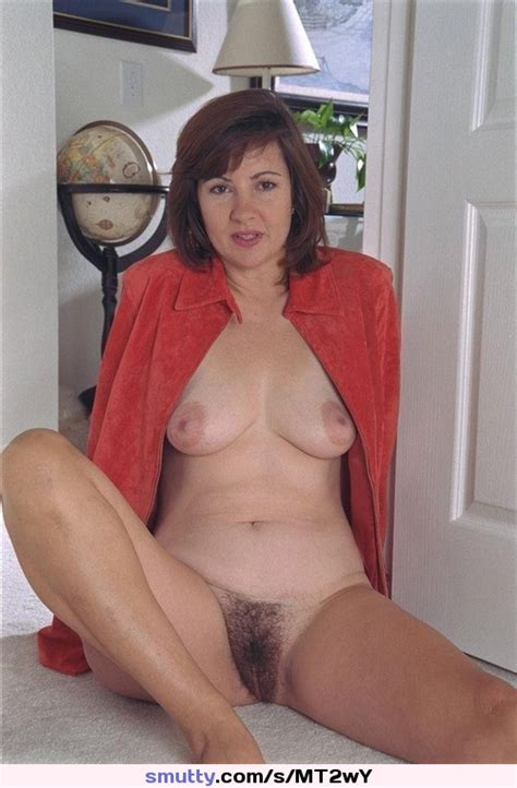 Milf Or Gilf Hairy Sexy Spreading
