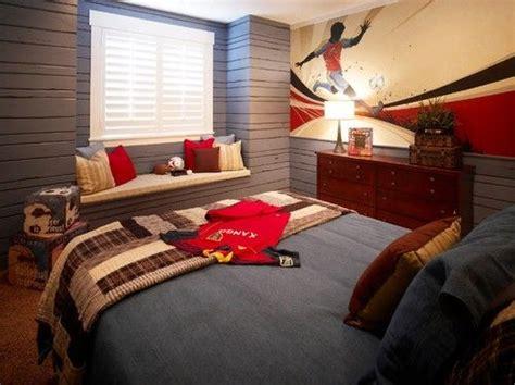 soccer bedroom ideas soccer room decor sport themes for teenage boys bedroom 13359 | f3bb27d67d2a2f825287e0a847e32147