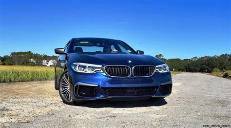 Bmw M550i Review by 2018 Bmw M550i Hd Road Test Review 11